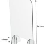 Spuckschutz Plexiglas Var.3